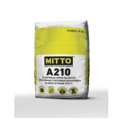Elastingas gipso glaistas MITTO A210 (15 kg)