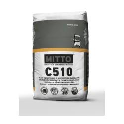 Klijai silikatiniams ir akyto betono blokelias MITTO C510 (25 kg)