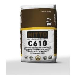 Savaime išsilyginantis mišinys MITTO C610 (25 kg)