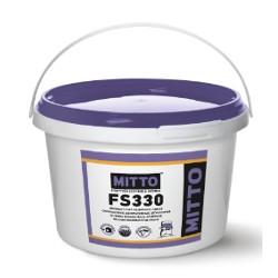 Silikoninis tinkas MITTO FS330 (25 kg)