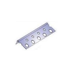 Aliuminis kampas 25x13 mm
