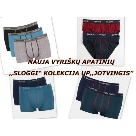 """Nauja vyriškų apatinių """"SLOGGI"""" kolekcija UP """"Jotvingis"""""""