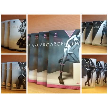 NAUJIENA! Elegantiškai viliojančios, poliamidinio šilko moteriškos pėdkelnės ,,Argentovivo jau UP ,,Jotvingis.