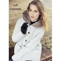 Nauja 2018 m. ,,LOFT FASHION rudensžiemos moteriškų paltų, striukių kolekcija iš Danijos.
