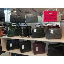 Nauja odinių rankinių kolekcija