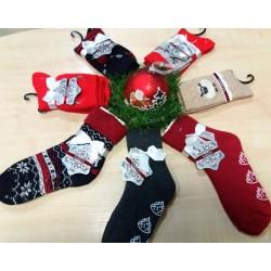 Ieškote idėjų Kalėdinei dovanai Užsukite į UP ,,Jotvingis ir išsirinkite šiltas, spalvingas kojines