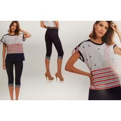 """UP ,,Jotvingis"""" drabužių skyriuje nauja moteriškų drabužių kolekcija."""