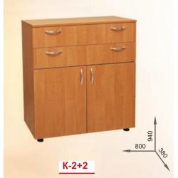 Komoda K-2+2