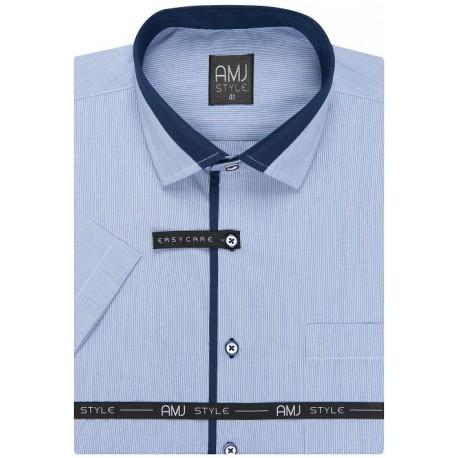 """Nauja ,,AMJ"""" pavasario-vasaros vyriškų marškinių kolekcija iš Čekijos."""