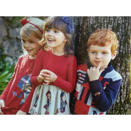 Vaiķų pr. skyriuje gauta nauja rudens vaikiškų drabužėlių kolekcija iš Ispanijos Mayoral. Kviečiame apsilankyti.