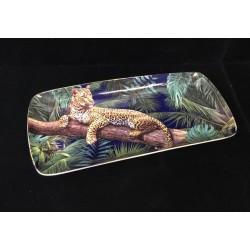Ieškantiems išskirtinumo.. Riboto leidimo atograzų porceliano kolekcija!  Kailio raštai, džiunglių motyvai ir spalvos!