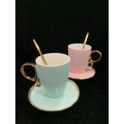 Prabangūs išskirtinio dizaino puodeliai