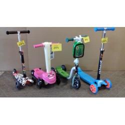 Smėlio žaislams,paspirtukams,riedlentėms nuolaida -20%