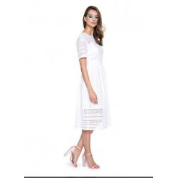 """Nauja firmos ,,Potis & Verso"""" moteriška suknelė. Prabanga dvelkianti elegancija."""
