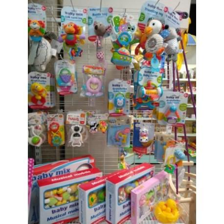 Ir vėl pasipildėme naujais žaislais ir barškučiais.. Apsilankykite!!!