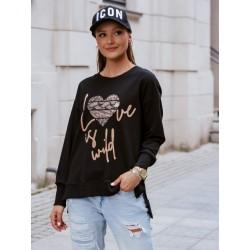 """Lenkų firmos ,,WIB's"""" moteriški džemperiai iš naujos 2021 m. rudens/žiemos kolekcijos."""