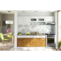 Virtuvės komplektas Moreno Lefkas/Pine Andersen