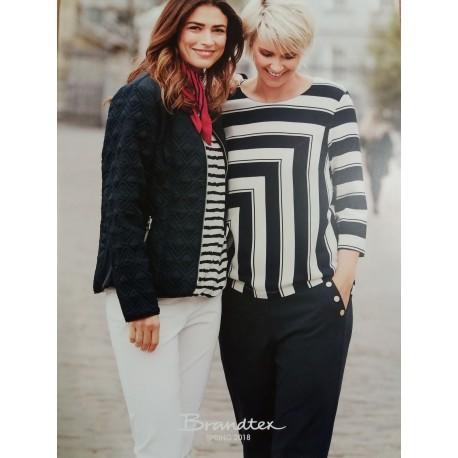 """Nauja 2018 m. pavasario moteriškų drabužių kolekcija iš Danijos: ,,Ciso"""", ,,Brandtex"""" ir ,,Jensen"""""""
